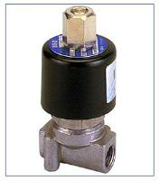 2-WAY SOLENOID VALVE SUS-NO SERIES